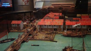 The Roman port