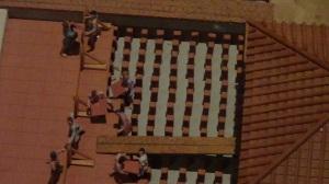 Building a hypocaust