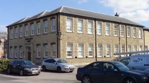 Churchward House