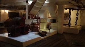 The Rum casket