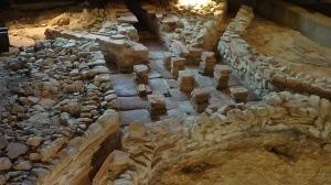 Hypocaust underfloor heating