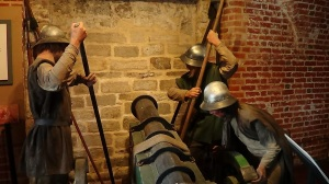 Tudor Gun crew at Southsea Castle