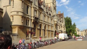 Broad St Oxford