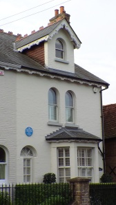 Birthplace and home of Stanley Spencer