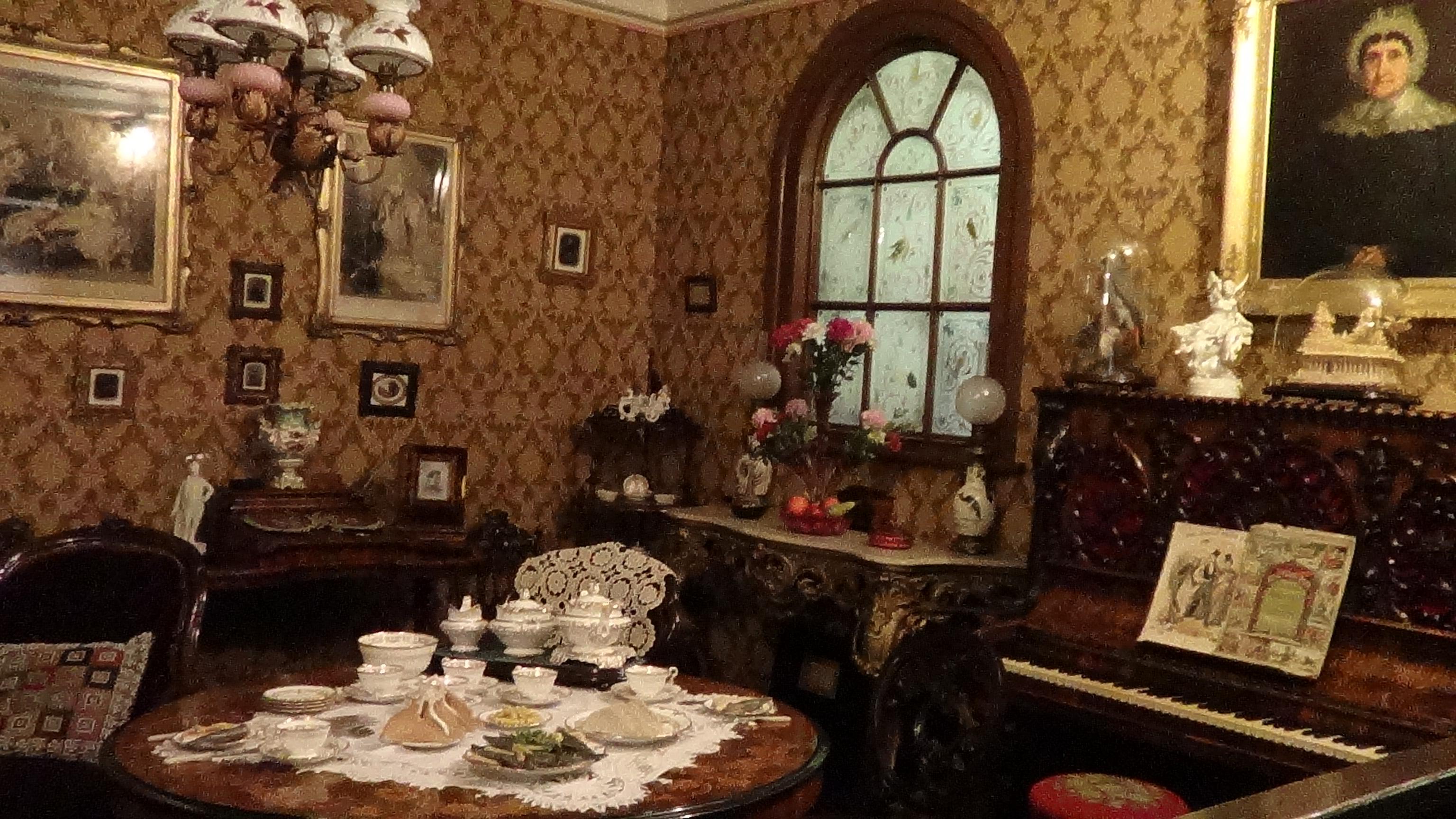York Castle Museum Victorian Parlour Room Pete 39 S