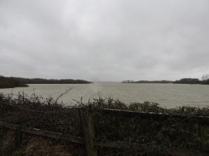 The main reservoir