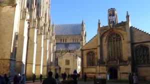 York Minster close