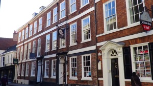 The birthplace of Guy Fawkes
