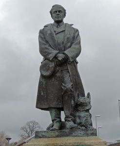 Robert Falcon Scott - Portsmouth Dockyard