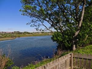 River Aln