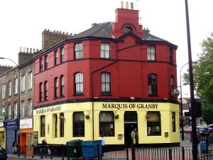 The Marquis of Granby, New Cross London