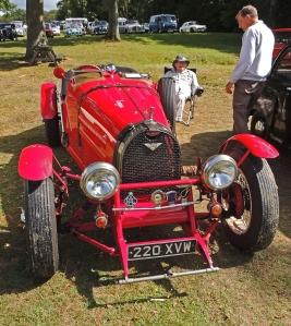 Bugatti Racing car (Replica)