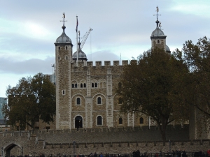 White Tower - the original Norman keep