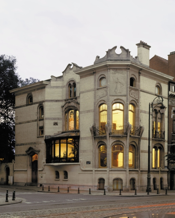 Hotel Hannon, Art Nouveau Brussels