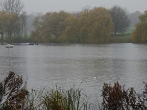 Danson Park Lake