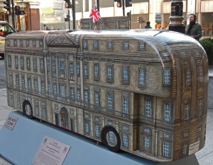 'Buckingham Palace Bus'