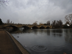 The Serpentine, Hyde Park