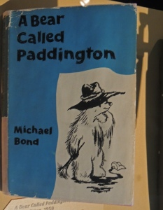 First edition of original book