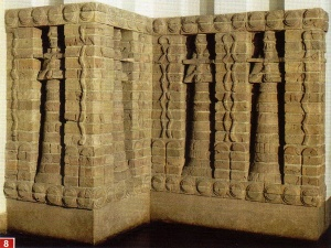 Decoration from  Inanna temple at Uruk from pinterest.com