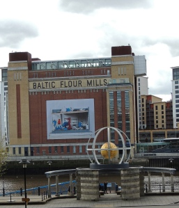Baltic Mill - now an arts centre