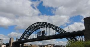 Tyne Bridge 1928