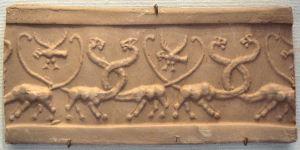 """Uruk3000BCE"" by PHGCOM (2007). Licensed under GFDL via Wikimedia Commons - http://commons.wikimedia.org/wiki/File:Uruk3000BCE.jpg#/media/File:Uruk3000BCE.jpg"