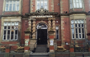 The Kirkpatrick pub in South Shields