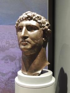 Bust of Emperor Hadrian