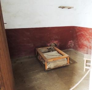 Slave / child's bedroom