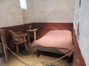 Centurions bedroom