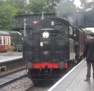 76084 at Sheringham