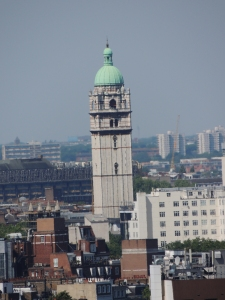 Qyeen's Tower at Imperial College