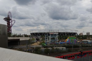 View as you approach from Stratford