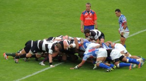 The brute power of the scrum