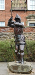 Statue of Harry Hotspur - Alnwick Town