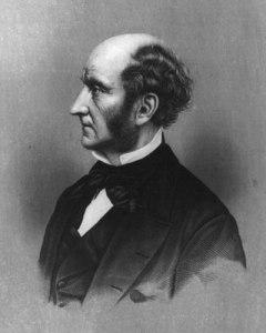 """JohnStuartMill"". Licensed under Public Domain via Wikimedia Commons - https://commons.wikimedia.org/wiki"