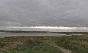 The Swale at Oare Marshes