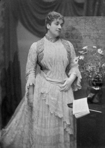 Lady Henry Somerset in 1884.[Hayman Seleg Mendelssohn - Public domain], via Wikimedia Commons