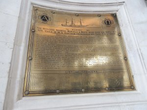 Names of those lost on the HMS Captain 1870