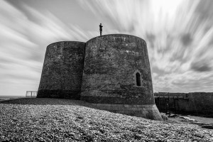 Martello Tower by Thomas Fawdry. (https://www.flickr.com/photos/27479082@N02/)