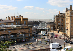 York Railway Station Queen Street 2013