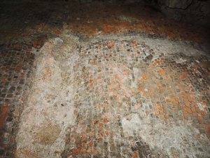 2nd century Roman pavement