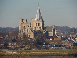 Rochester Cathedral and Castle
