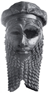 Sargon the Great (Photograph: Iraqi Directorate General of Antiquities (Encyclopedia Britannica Online.) [Public domain], via Wikimedia Commons