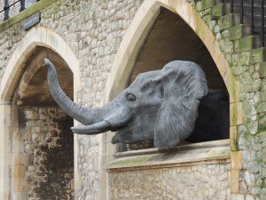 King Louis Ix of France presented James I with an elephant which was kept at the Tower