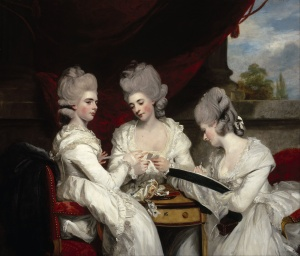 """Sir Joshua Reynolds - The Ladies Waldegrave - Google Art Project"" by Joshua Reynolds - 2gFUfp9ERPG2xw at Google Cultural Institute, zoom level maximum. Licensed under Public Domain via Wikimedia Commons - https://commons.wikimedia.org/wiki/File:Sir_Joshua_Reynolds_-_The_Ladies_Waldegrave_-_Google_Art_Project.jpg#/media/File:Sir_Joshua_Reynolds_-_The_Ladies_Waldegrave_-_Google_Art_Project.jpg"