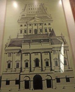The original Threadneedle St building