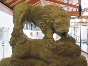 Corbridge Lion