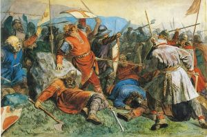 olaf-ii-king-of-norway-killed-at-the-battle-of-stiklestad (From http://myfamilyclans.com/p55.htm)