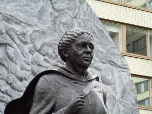 Mary Seacole. Phot by David Holt (https://www.flickr.com/photos/zongo/)